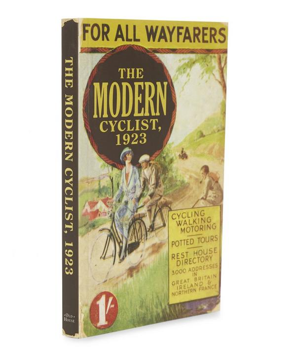 The Modern Cyclist 1923: For All Wayfarers