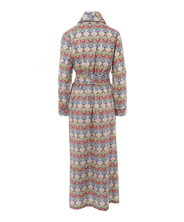 Ianthe Long Cotton Robe