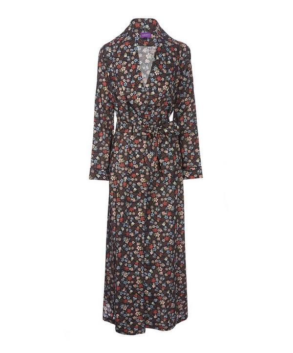 Edenham Long Cotton Robe