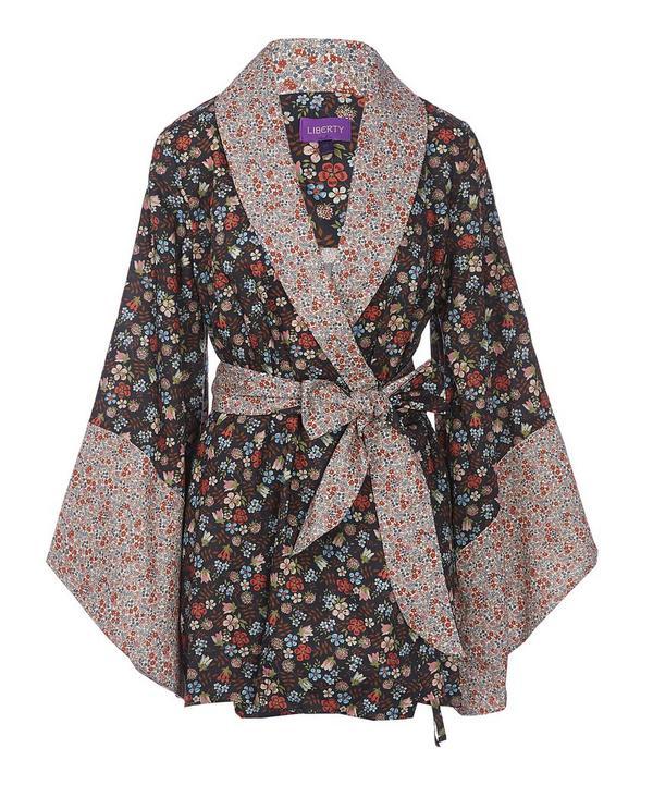 Edenham and Emilias Flowers Kimono
