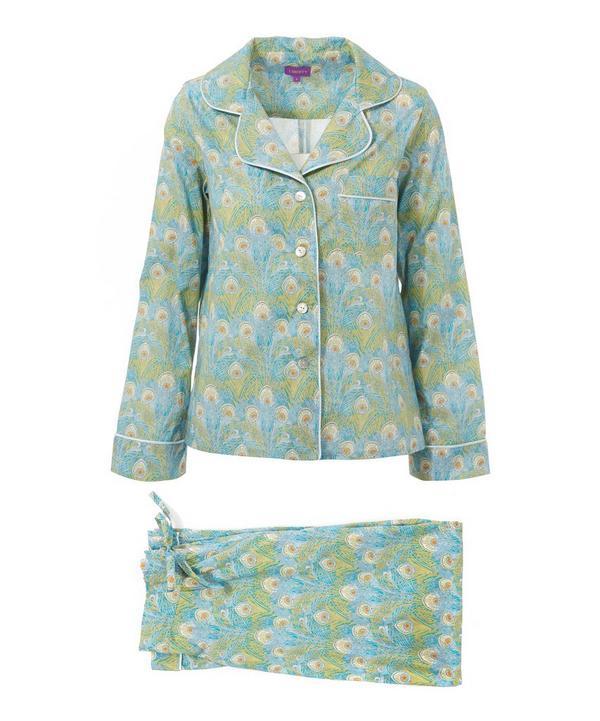 Hera Long Cotton Pyjama Set