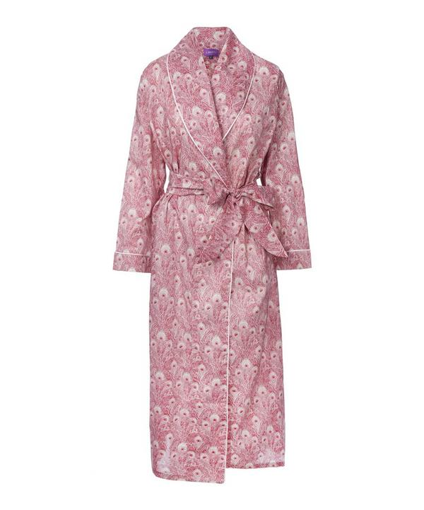 Hera Long Cotton Robe