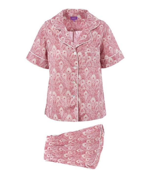 Hera Short Cotton Pyjama Set