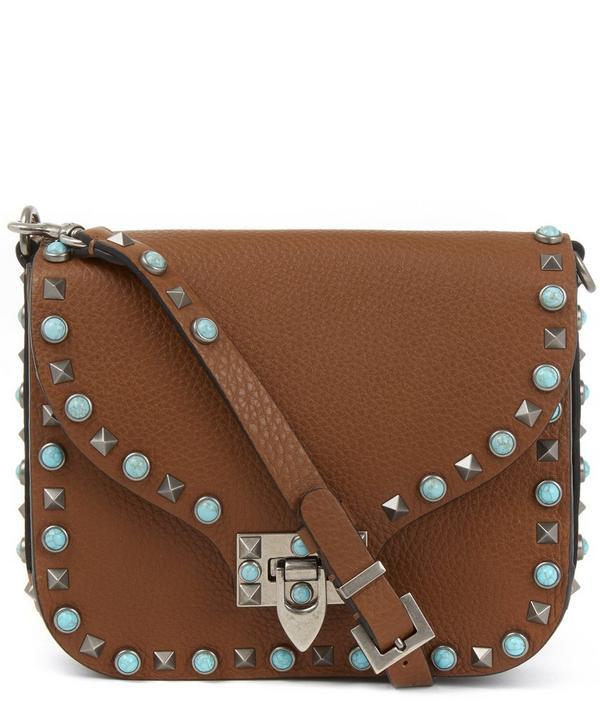 Rockstud Rolling Crossbody Bag