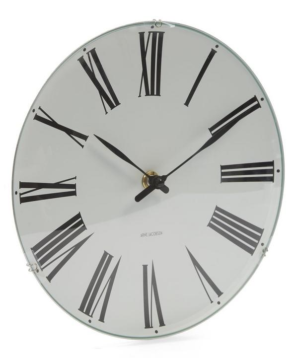 Jacobsen Roman Wall Clock