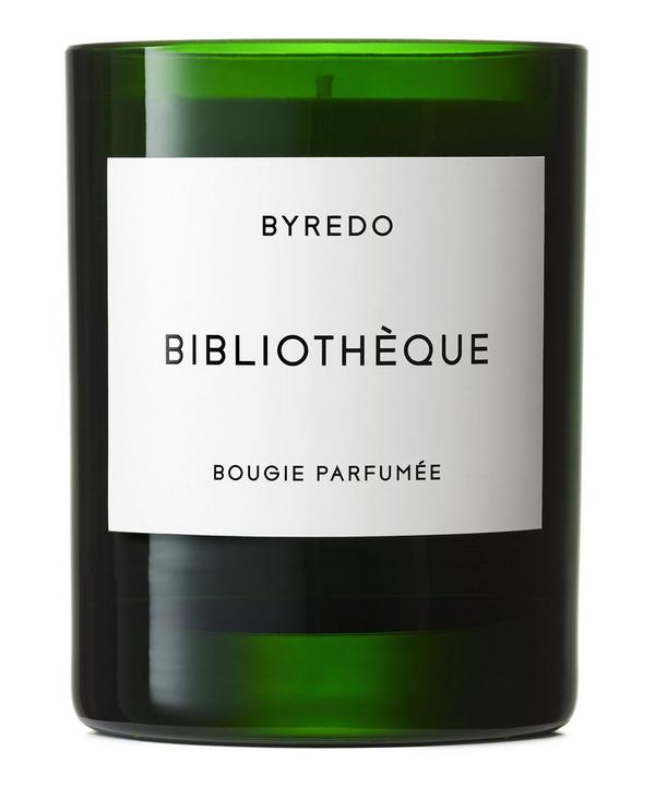 Bibliotheque Christmas Candle 240g