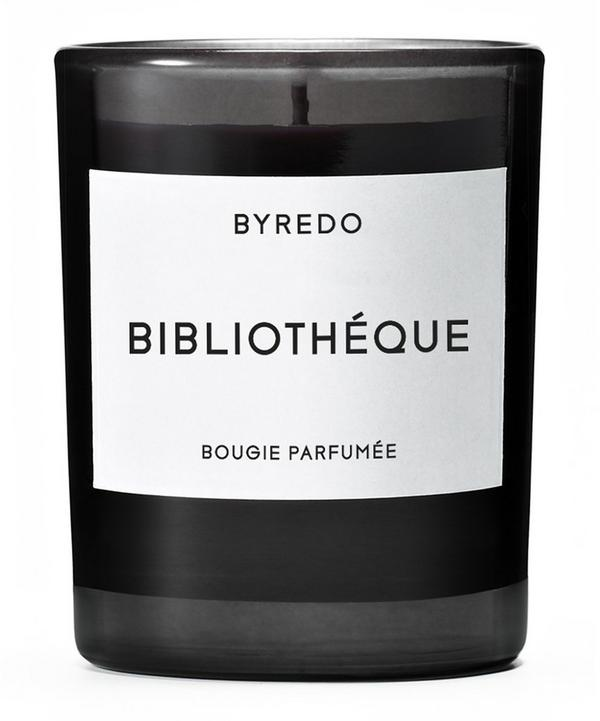 Bibliotheque Candle 70g