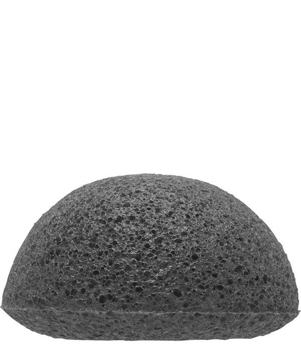 Facial Puff Sponge with Bamboo Charcoal