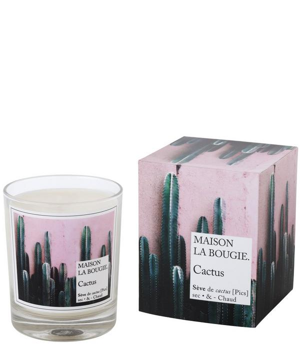Cactus Tuberose Scented Candle 180g