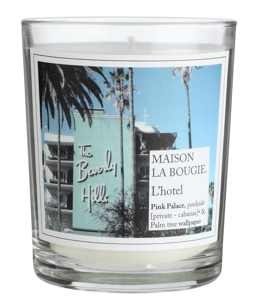 L'Hotel Candle 180g