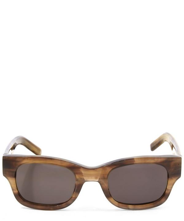 Lubna Rectangular Sunglasses