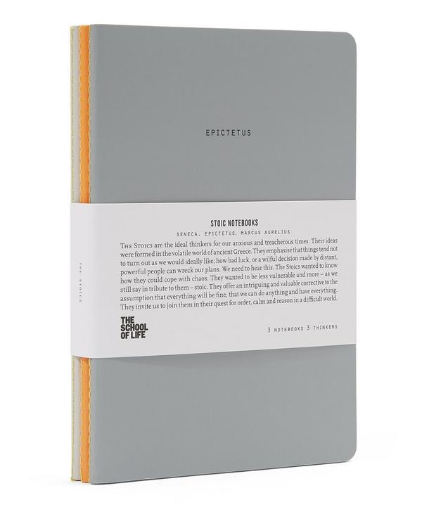 School of Thought Notebooks The Stoics