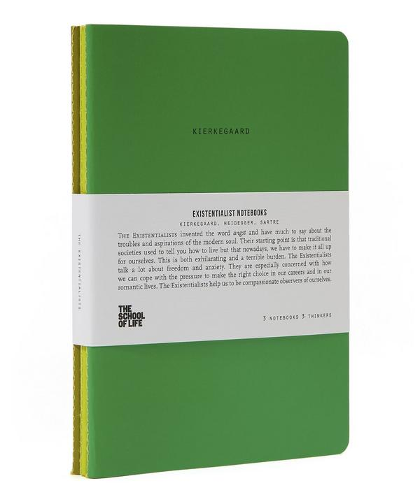 School of Thought Notebooks The Existentialists