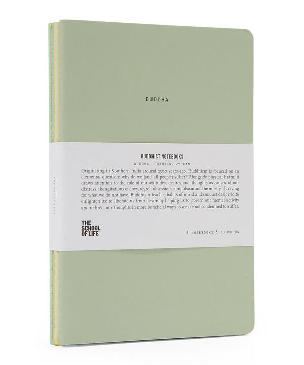 School of Thought Notebooks The Buddhists