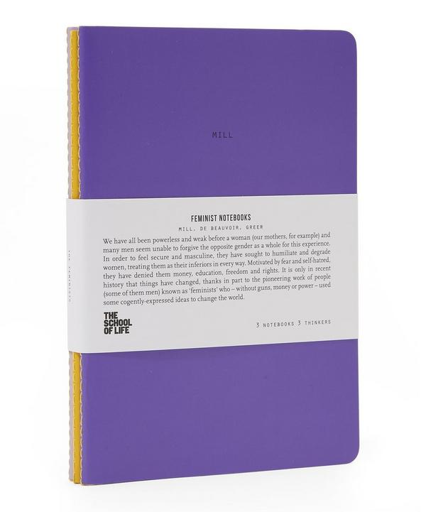 School of Thought Notebooks The Feminists