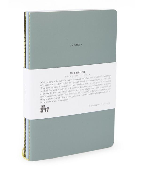 The Minimalists Set of Three Notebooks