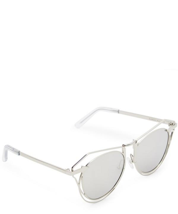 Marguerite Aviator Sunglasses