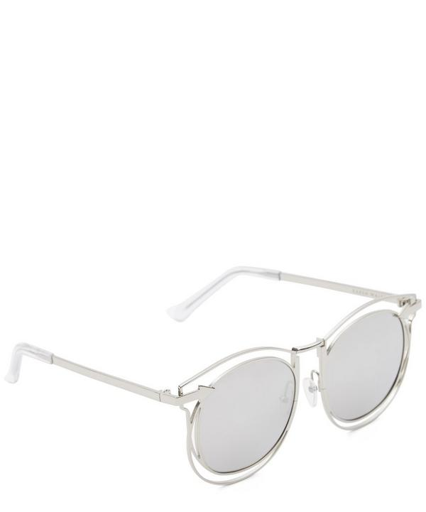 Simone Round Sunglasses