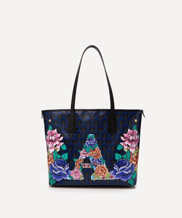 Little Marlborough Tote Bag in A Print