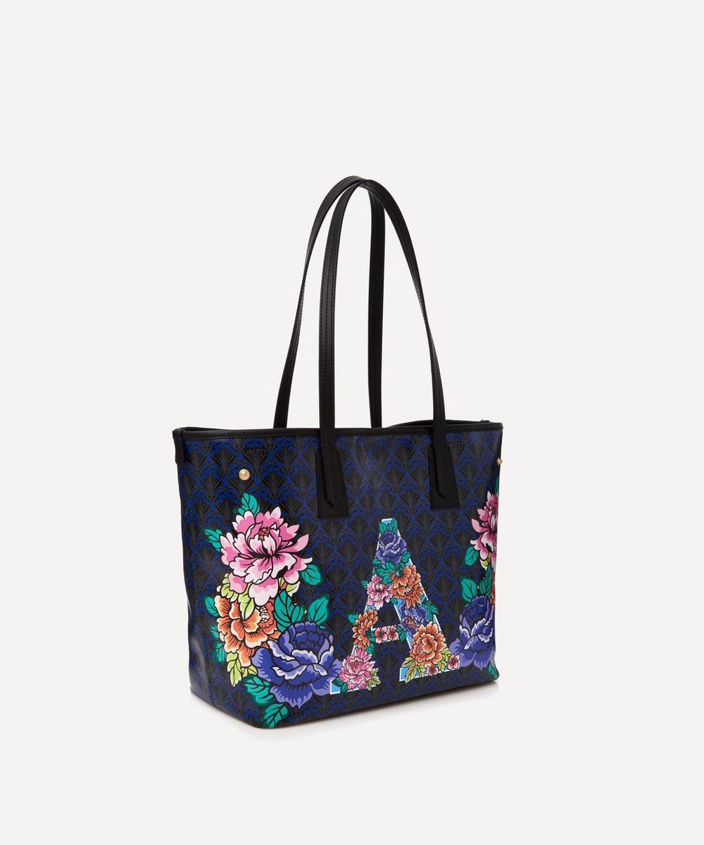 Little Marlborough Tote Bag in A Print