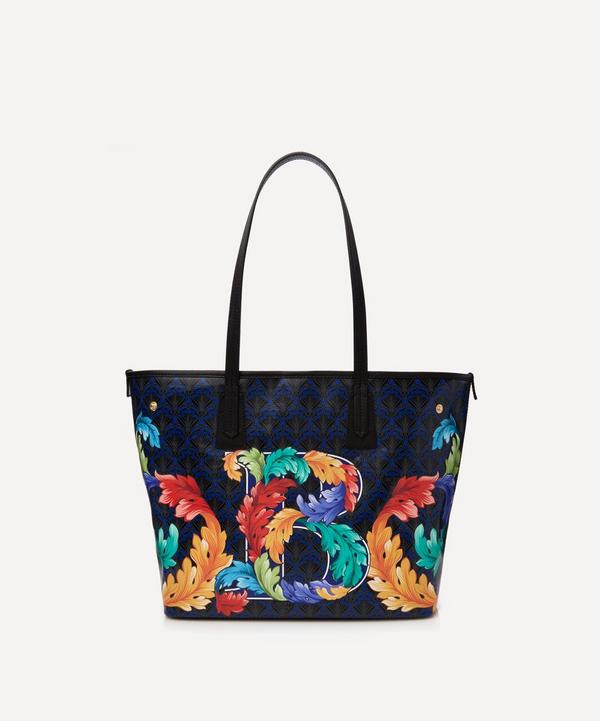 Little Marlborough Tote Bag in B Print