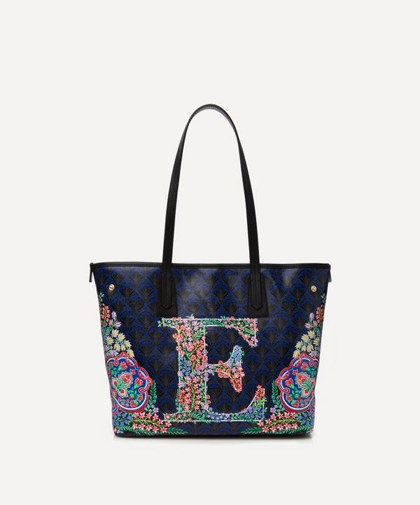 Little Marlborough Tote Bag in E Print