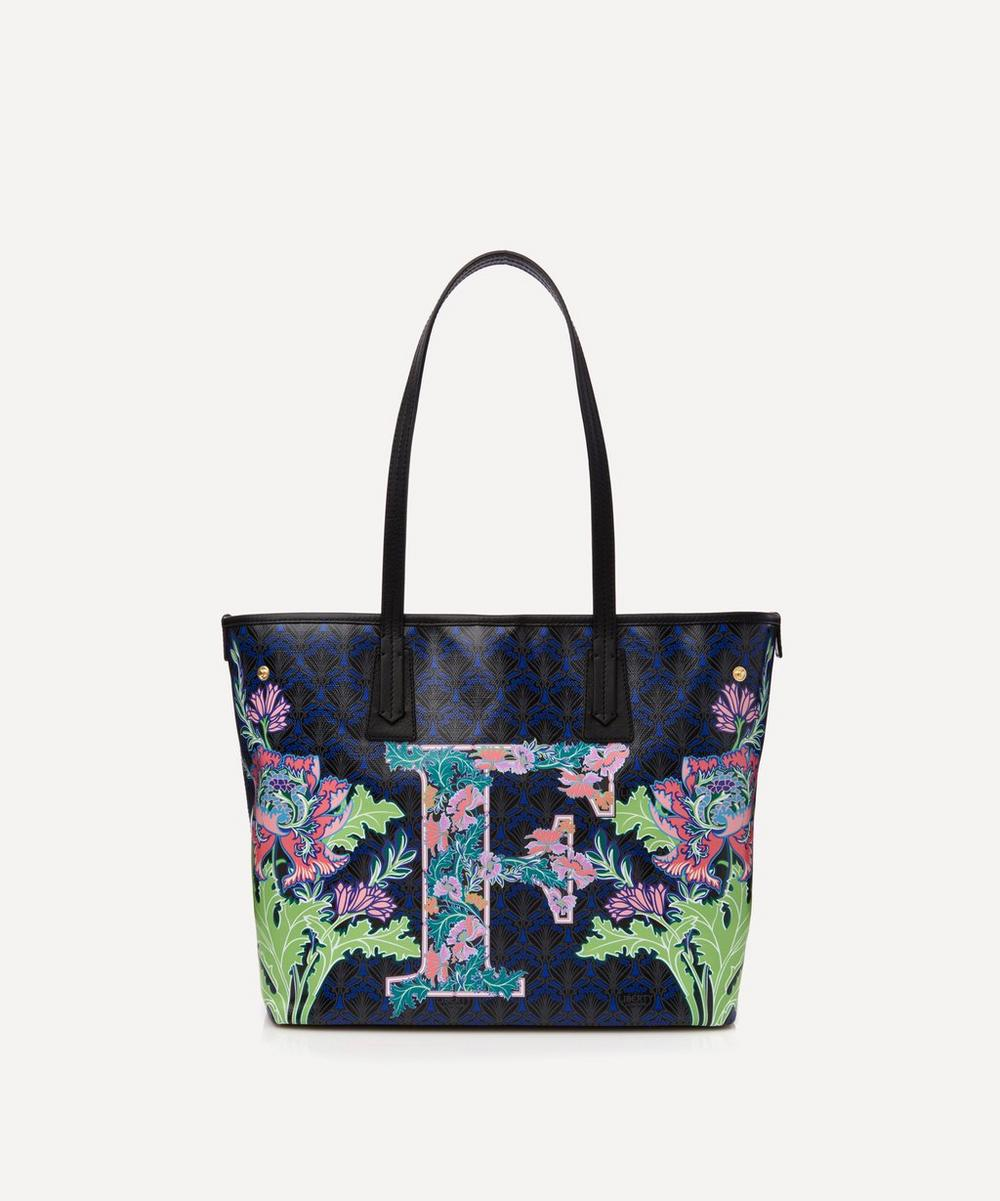Little Marlborough Tote Bag in F Print