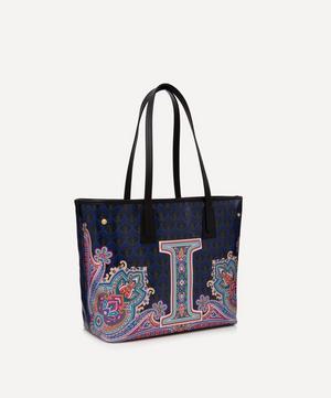 Little Marlborough Tote Bag in I Print