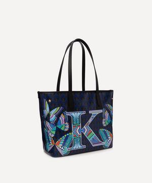 Little Marlborough Tote Bag in K Print