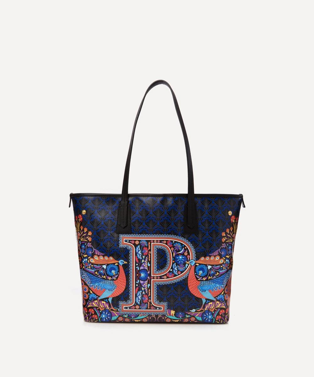 Little Marlborough Tote Bag in P Print