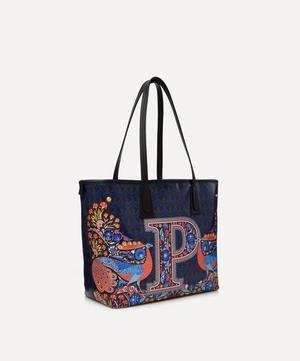 Little Marlborough Tote Bag in P Print