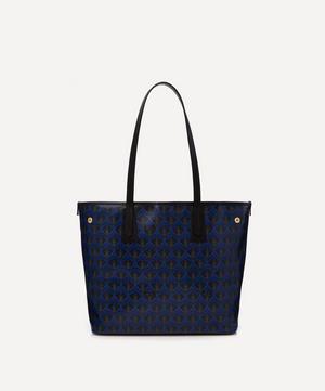 Little Marlborough Tote Bag in U Print