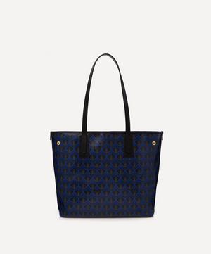Little Marlborough Tote Bag in W Print