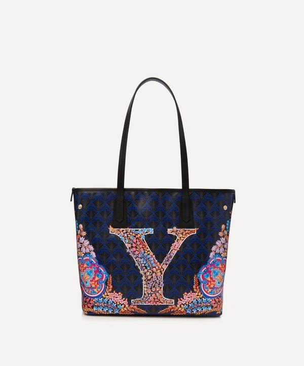 Little Marlborough Tote Bag in Y Print