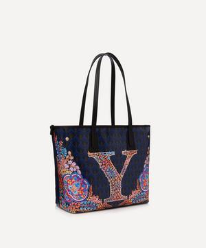 Little Marlborough Tote Bag in Y Print