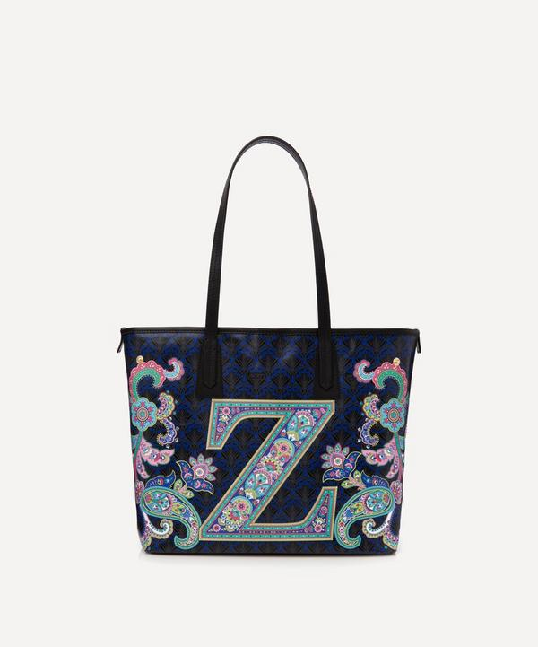 Little Marlborough Tote Bag in Z Print