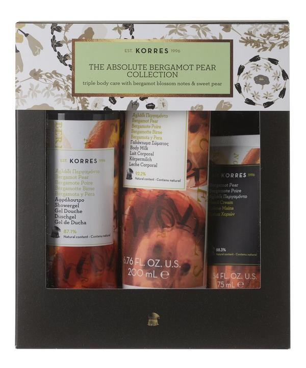 Absolute Bergamot Pear Collection