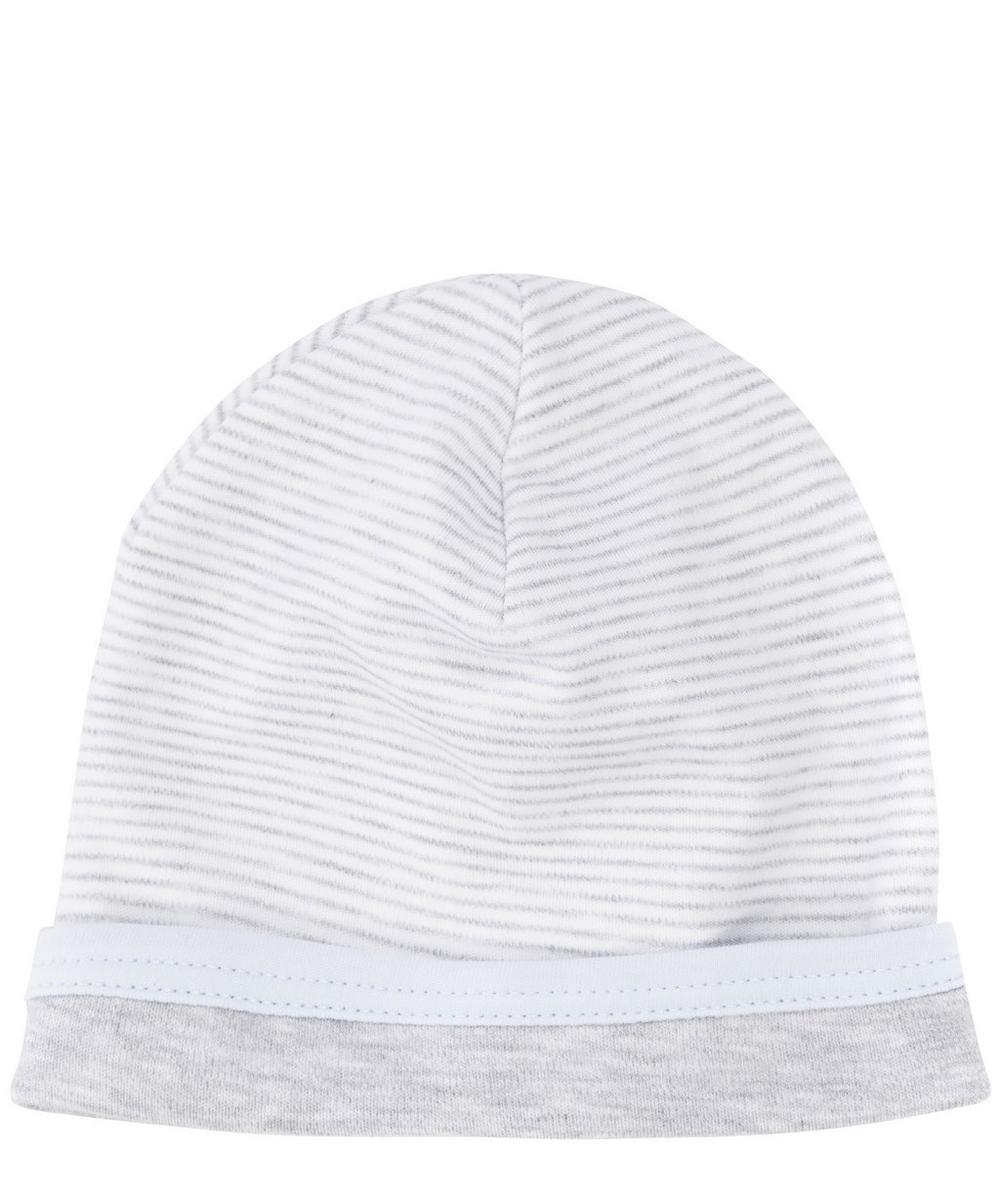 Kissy Kissy London Eye Striped Hat
