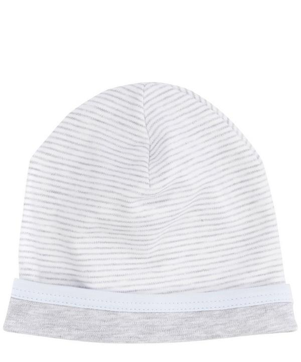 Kissy Kissy London Eye Striped Hat