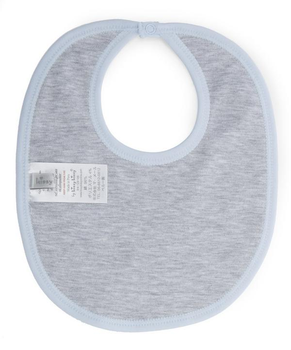 London Eye Stripe Bib