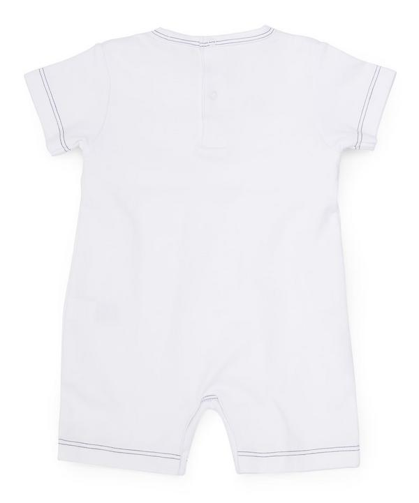Scattered Seashore Playsuit
