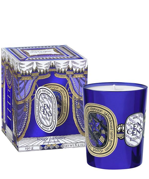 Un Encens Etoile Holiday Candle 190G