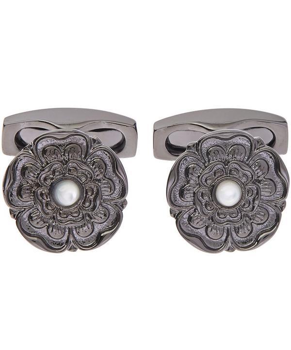 Tudor Rose Cufflinks