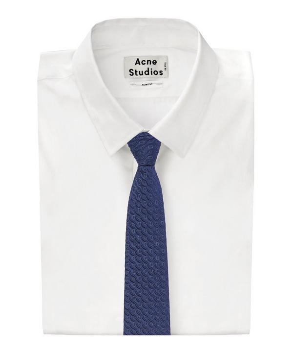 Square Woven Tie