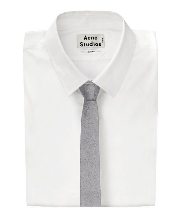 Textured Paisley Tie