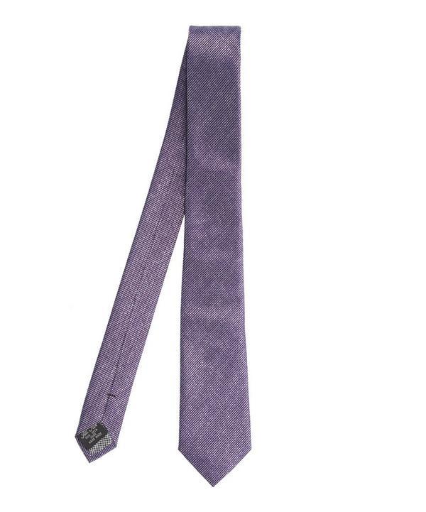 Melange Textured Tie