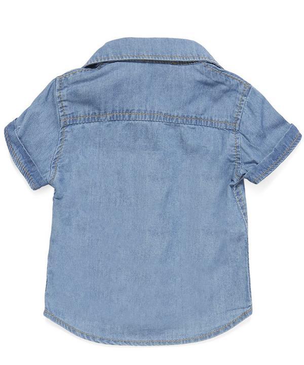 Bambou Denim Shirt