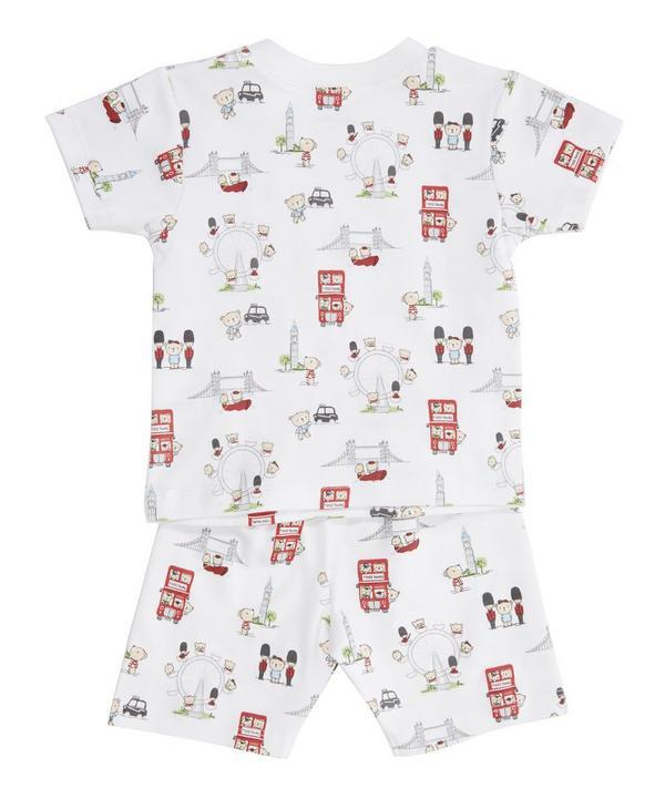 London Eye Print Pyjamas