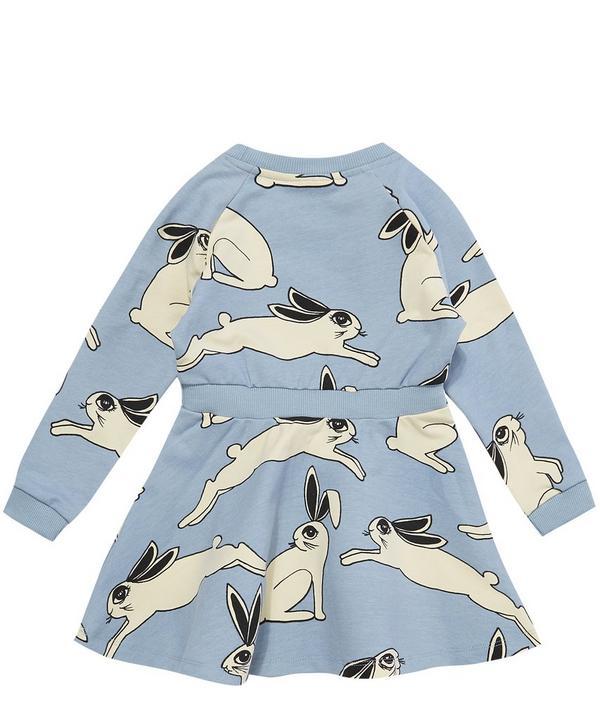 Rabbit Flared Dress