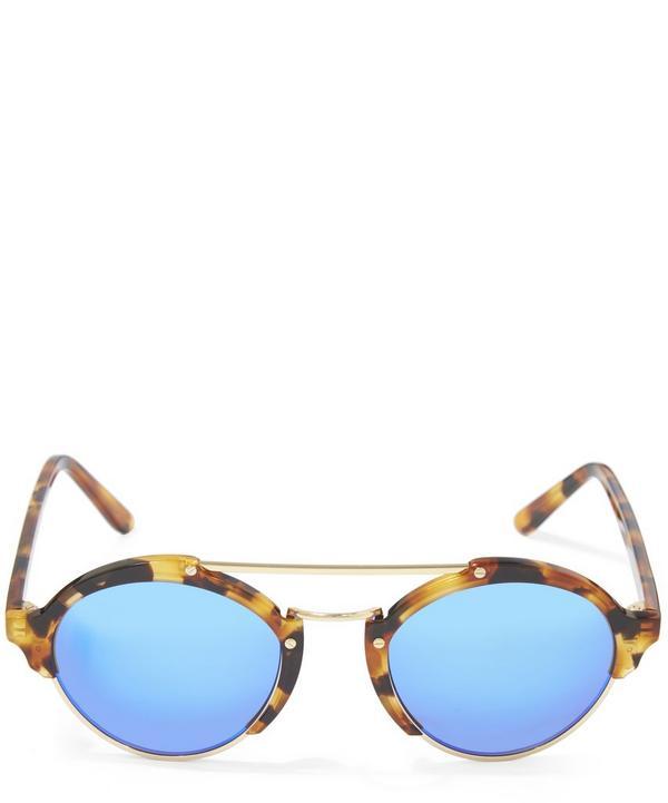 Milan II Tortoise Sunglasses